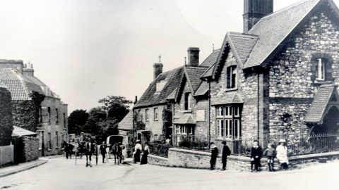 The History of Henbury - Part 1