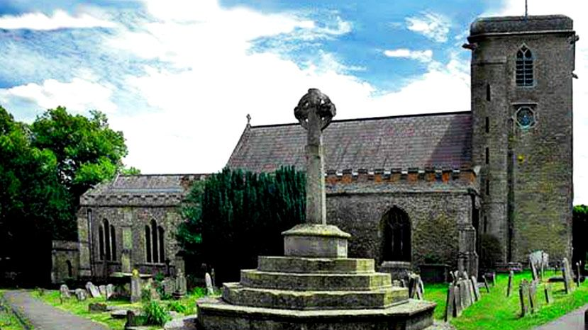 St Mary's Church is situated in Church Close next to the Village Hall and is in the parish of Henbury