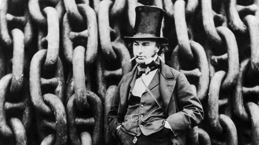 Being Brunel: A new Brunel's museum