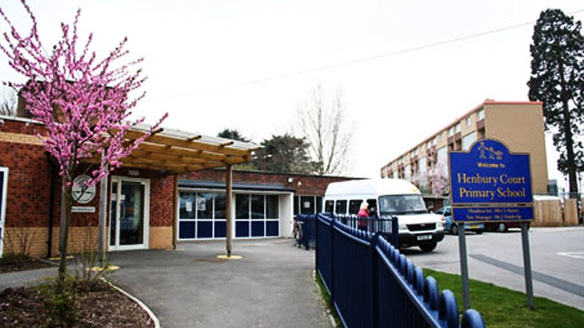 Henbury Court Primary Academy at Trevelyan Walk, Henbury, Bristol, BS10 7NY