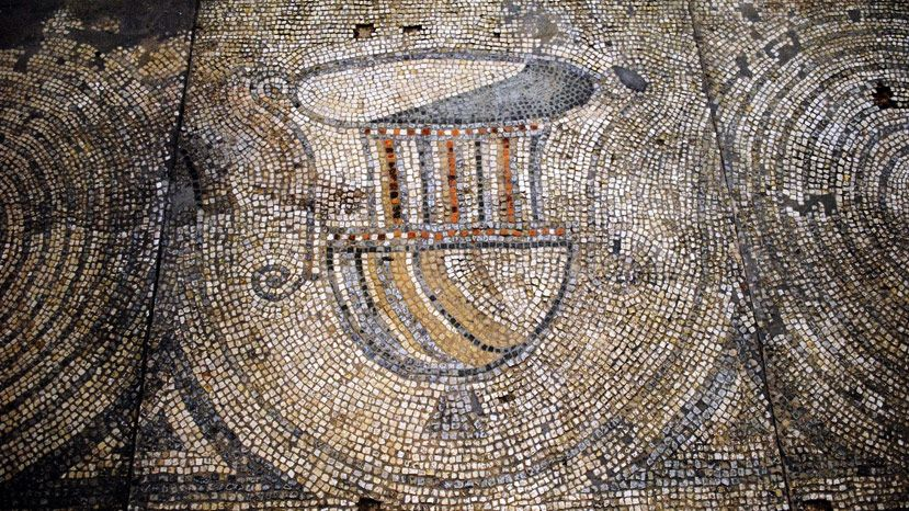 Kings Weston Roman Villa is a Roman villa near Lawrence Weston in the north west of Bristol.
