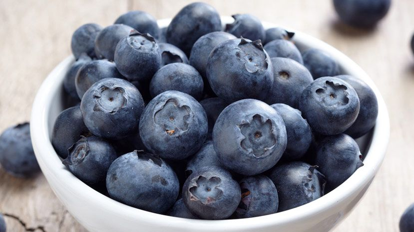 The strong antioxidant properties of blueberries can help reduce the risk of DNA damage and flaws